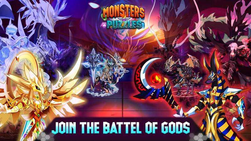 monsters puzzles hack