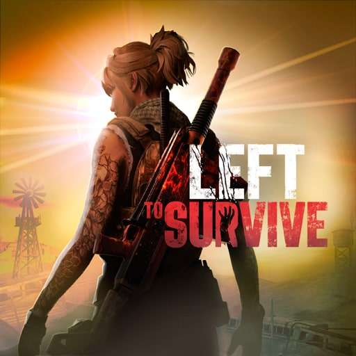 Left to Survive MOD Unlimited Ammo